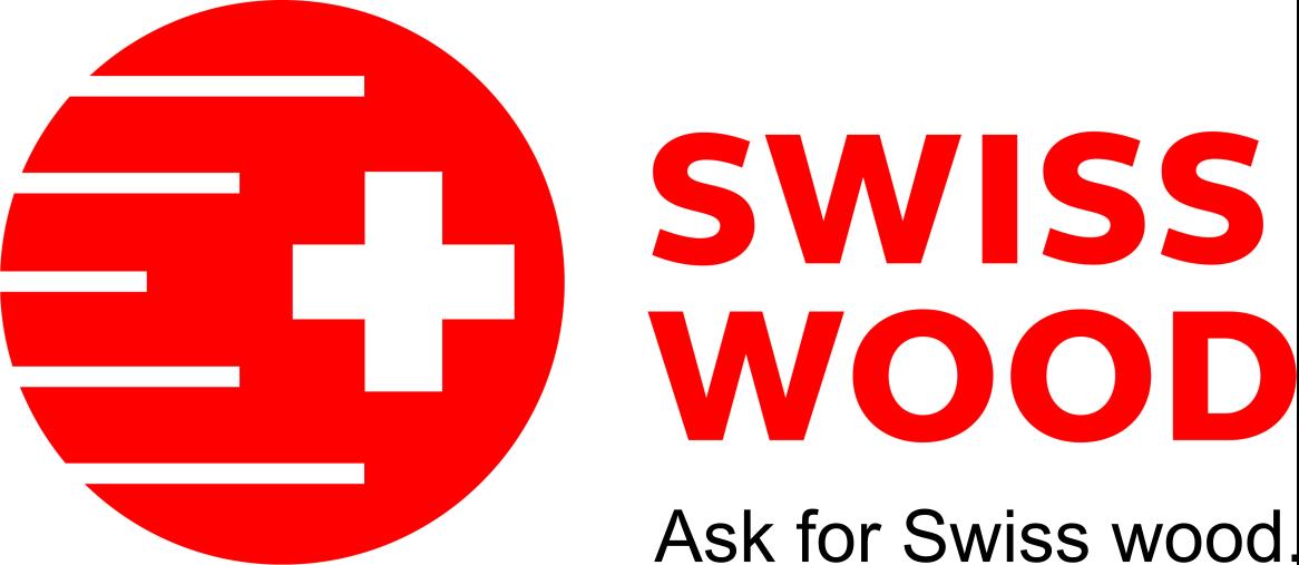 Swiss Wood certified
