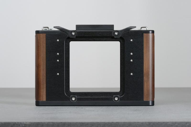 Einheimisches Holz für hochpräzise Anwendungen: Kameras, Elektronik, Stifte oder Uhren