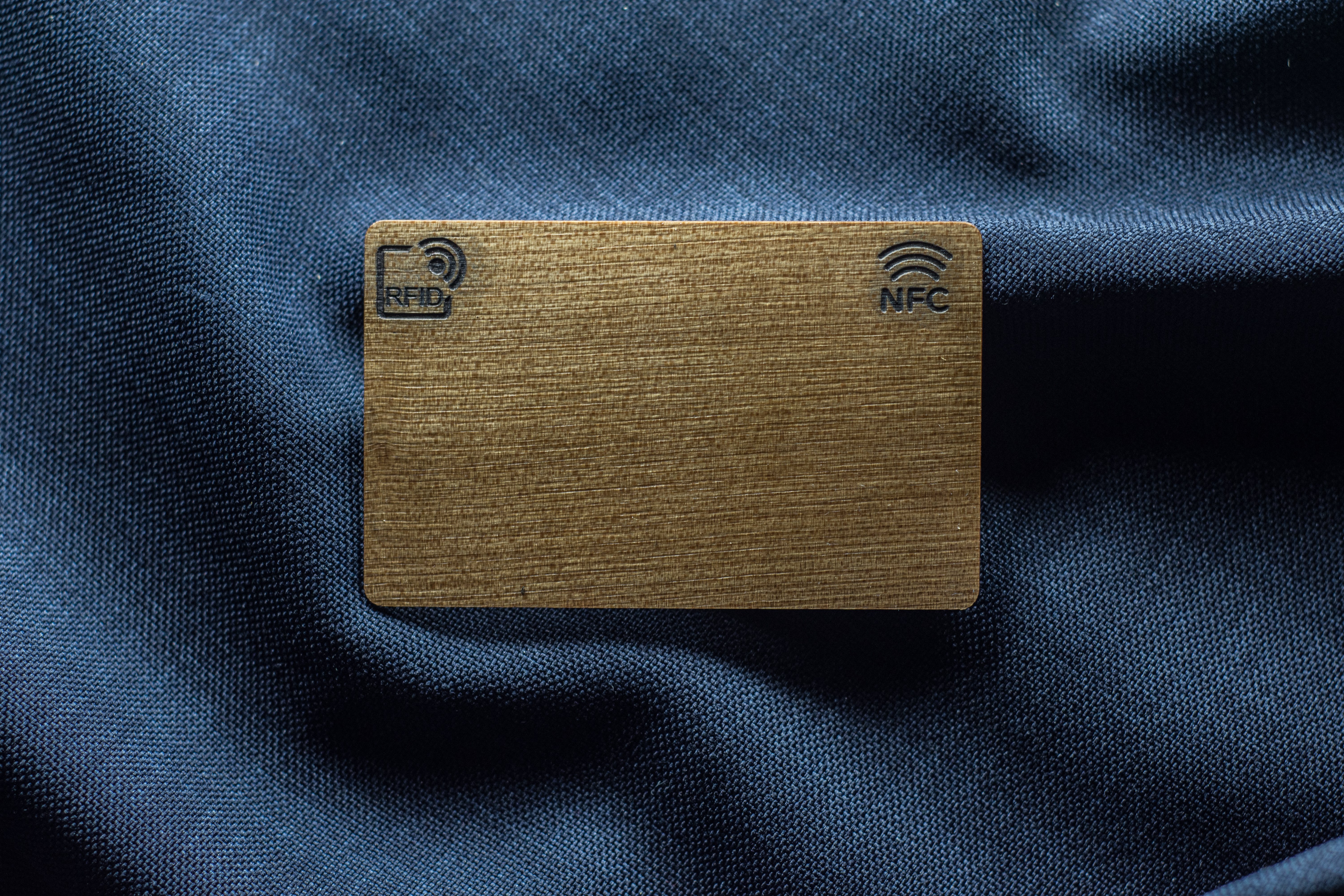 Access card from maple