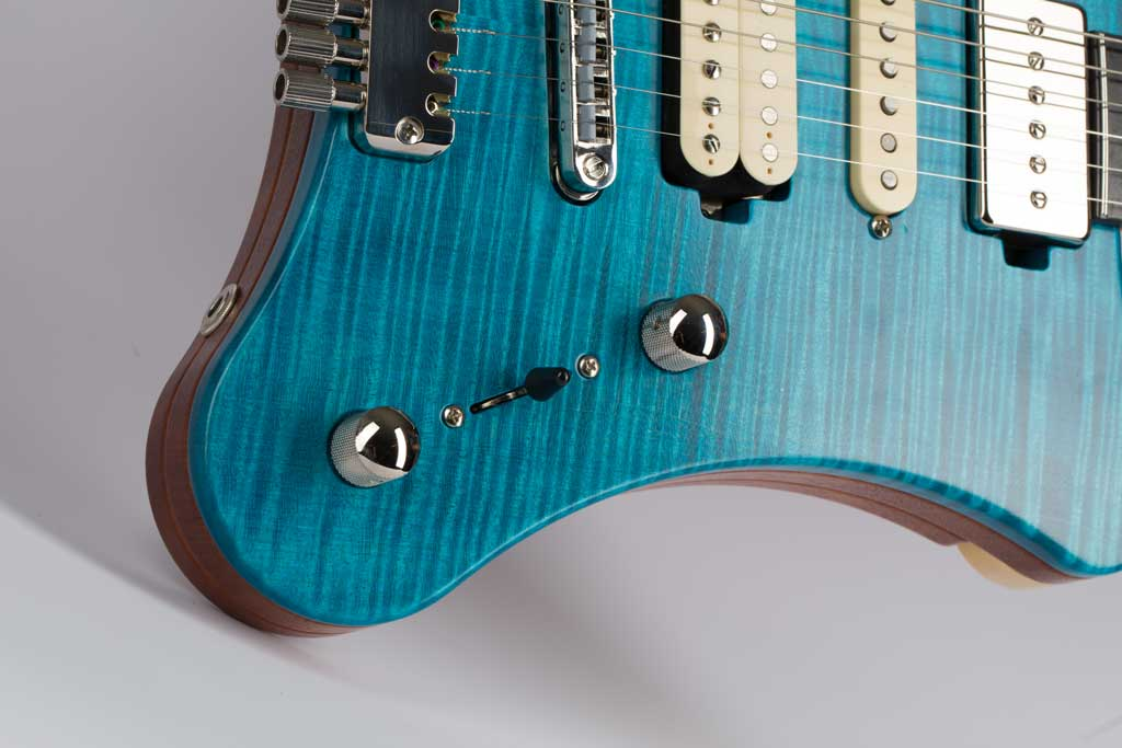 SonicMuse by Soultool Customized Guitars