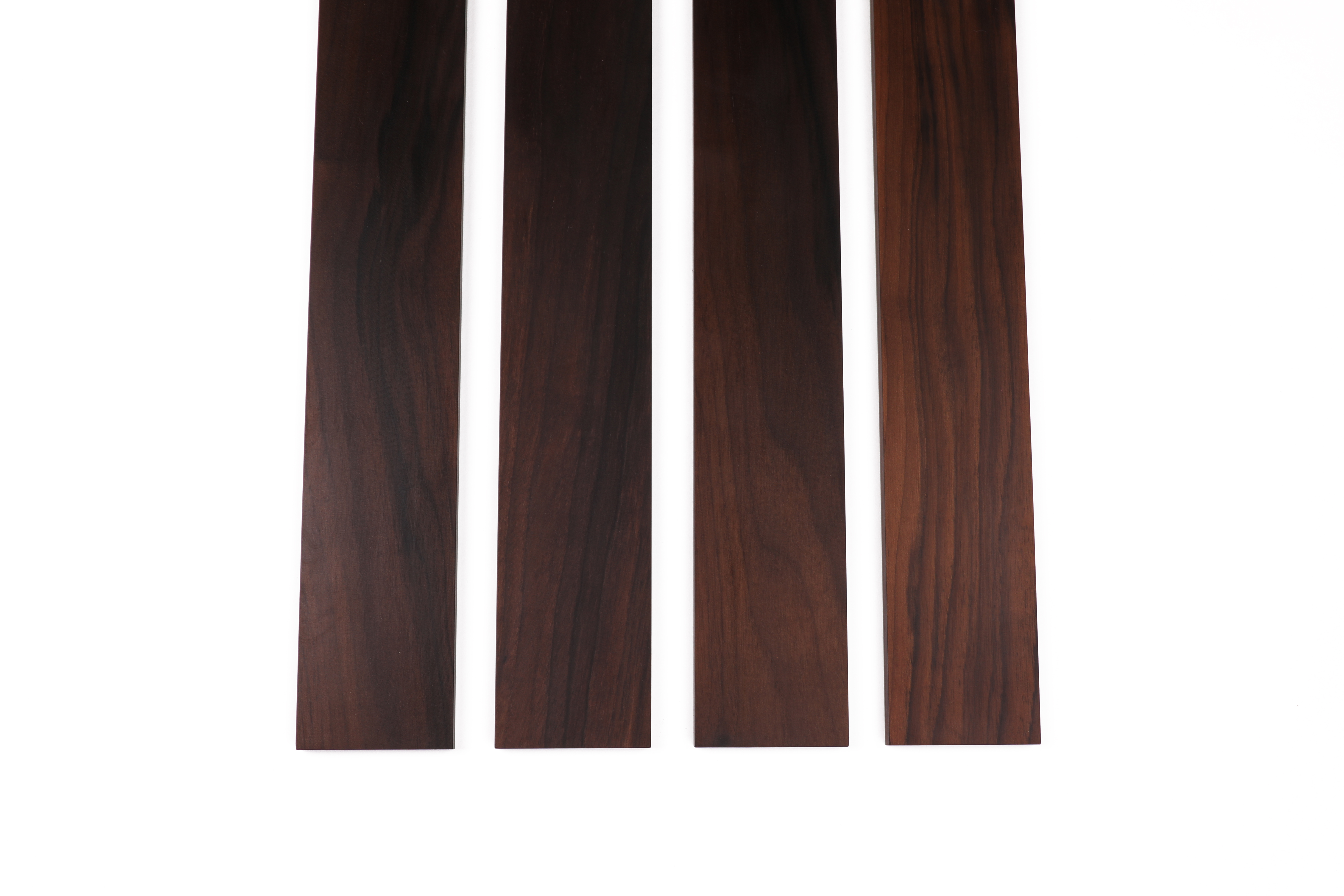 Fretboards from Sonowood walnut