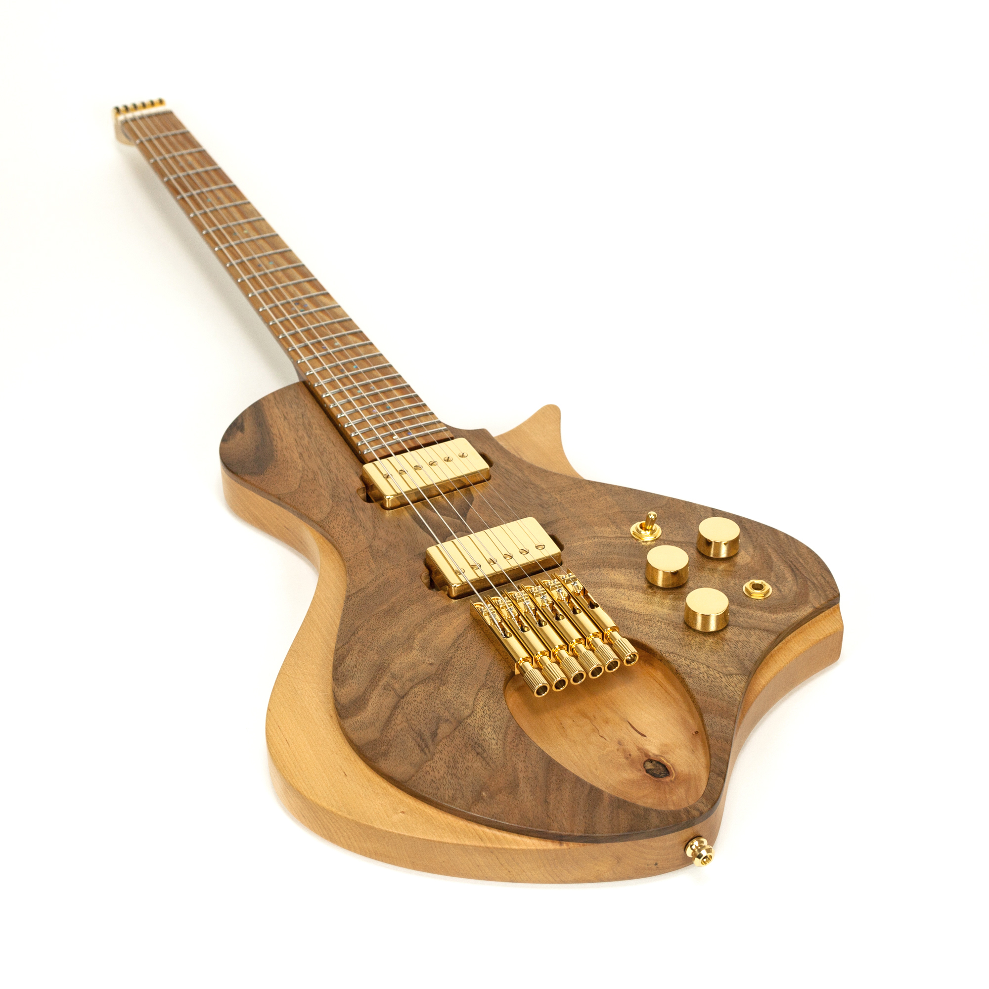 odem Gignera wit fretboard from Sonowood spruce