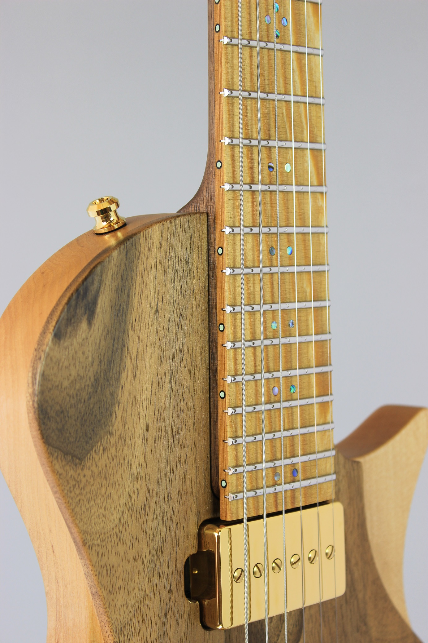 odem Gignera wit fretboard from Sonowood spruce