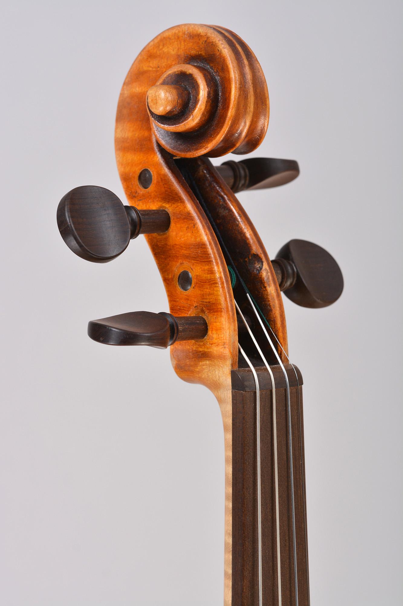 Wirbel aus Sonowood Ahorn gefertigt von Wilhelm Geigenbau
